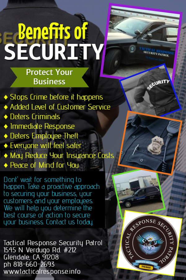 Benefits of Security TRSP