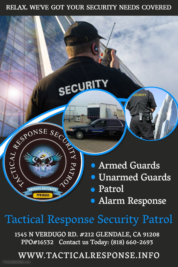 Security Services TRSP